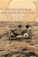 International Migration in Cuba Pdf/ePub eBook