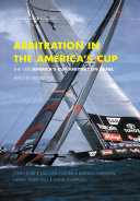 Arbitration in the America s Cup