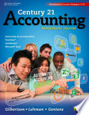 Century 21 Accounting  Multicolumn Journal  Introductory Course  Chapters 1 17 Book PDF