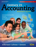 Century 21 Accounting: Multicolumn Journal, Introductory Course, Chapters 1-17