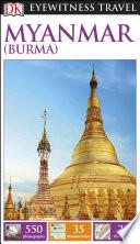 Dk Eyewitness Travel Guide Myanmar Burma