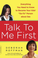Talk to Me First