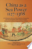 China as a Sea Power  1127 1368