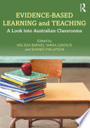 Cover of Evidence-Based Learning and Teaching