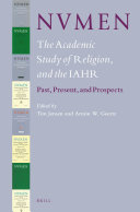 NVMEN, the Academic Study of Religion, and the IAHR