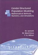 Gender structured Population Modeling Book