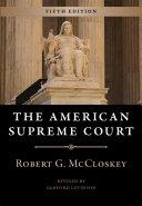 The American Supreme Court: Fifth Edition - Seite 322