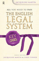 Key Cases: The English Legal System