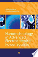 Nanotechnology In Advanced Electrochemical Power Sources Book PDF