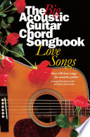Big Acoustic Guitar Chord Songbook  Love Songs