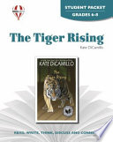 The Tiger Rising Student Packet