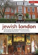 Jewish London  3rd Edition