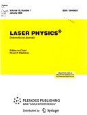 Laser Physics Book PDF