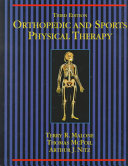 Orthopedic and Sports Physical Therapy Book