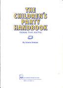 The Children s Party Handbook Book
