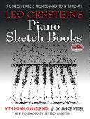 Leo Ornstein's Piano Sketch Books with Downloadable MP3s Pdf/ePub eBook