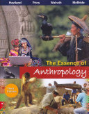The Essence of Anthropology 3rd ed.