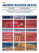 Belwin Master Duets  Flute   Vol 2  Advanced