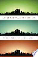 After Sustainable Cities  Book PDF