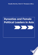Dynasties And Female Political Leaders In Asia