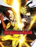 One Punch Man Coloring Book