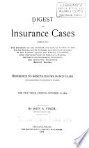 General Index To The Insurance Digest Book PDF