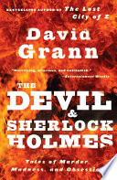 Free Download The Devil and Sherlock Holmes Book