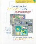 Getting to Know ArcView GIS