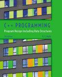 C   Programming  Program Design Including Data Structures