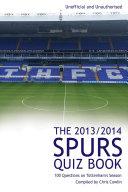 The 2013 2014 Spurs Quiz Book