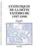Statistiques de la dette extérieure 1999 ebook