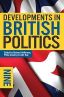 Developments in British Politics 9 [Pdf/ePub] eBook