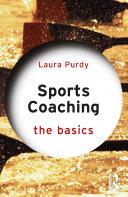 Sports Coaching  The Basics