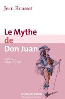 Pdf Le Mythe de Don Juan Telecharger