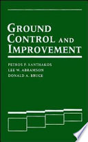 Ground Control and Improvement Book