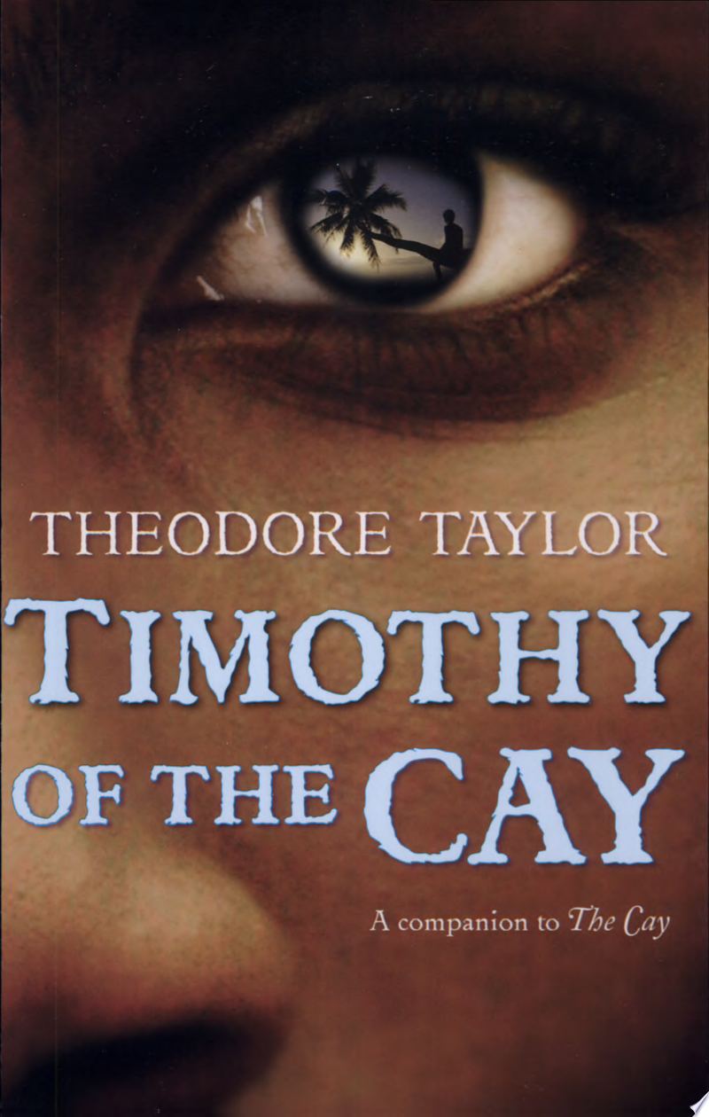 Timothy of the Cay banner backdrop