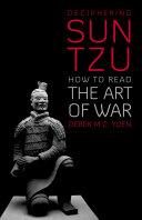 Deciphering Sun Tzu