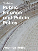 Cover of Public Finance and Public Policy