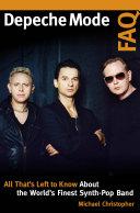 Depeche Mode FAQ Pdf/ePub eBook