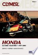 Honda GL1500C Valkyrie 1997-2003