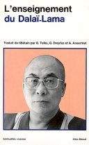 L'Enseignement du Dalaï-Lama Pdf/ePub eBook