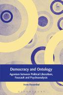 Democracy and Ontology [Pdf/ePub] eBook