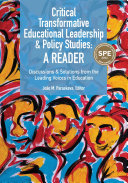 Critical Transformative Educational Leadership and Policy Studies - A Reader Pdf/ePub eBook