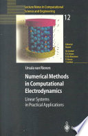 Numerical Methods in Computational Electrodynamics
