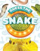Guess the Snake [Pdf/ePub] eBook