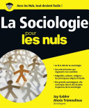 Pdf La Sociologie Pour les Nuls Telecharger