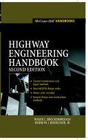 Highway Engineering Handbook, 2e