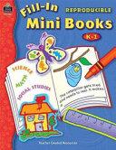 Fill-in Mini Books