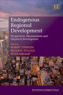 Endogenous Regional Development