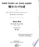 Englisch deutsches und deutsch englisches W  rterbuch Book